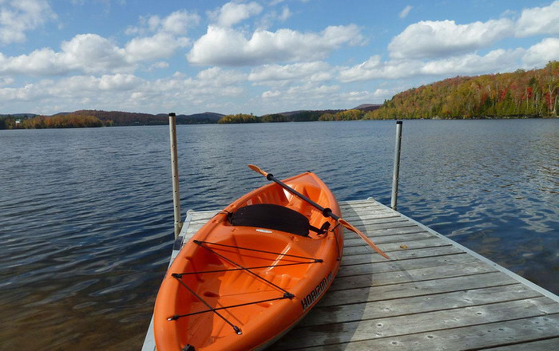 Lac - Maison de luxe Tremblant